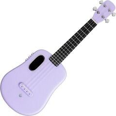 Lava Music FreeBoost Koncertni ukulele Purple