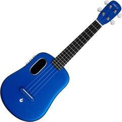 Lava Music FreeBoost Concert Ukulele Blue