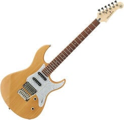Yamaha Pacifica 612 VII Yellow Natural Satin