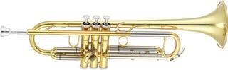 Jupiter Bb Trumpet Lacquered Reversed