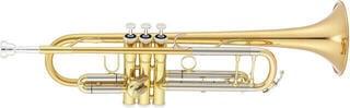 Jupiter JTR1110RQ Bb Trumpet Rose Brass Lacquered
