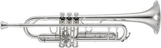 Jupiter JTR1110RSQ Bb Trumpet Rose Brass Silver-Plated
