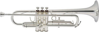 Jupiter JTR500SQ Bb Trumpet Silver-Plated