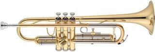 Jupiter JTR700Q Bb Trumpet Lacquered