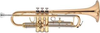 Jupiter JTR700RQ Bb Trumpet Rose Brass Lacquered