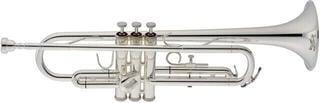 Jupiter JTR700SQ Bb Trumpet Silver-Plated