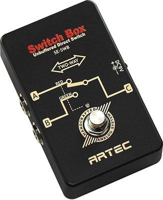 Artec SE-SWB A&B Switch Box