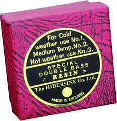 Hidersine Double Bass Rosin Temperate Climates X-Large