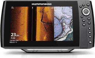 Humminbird Helix 10 Chirp Mega SI GPS G4N