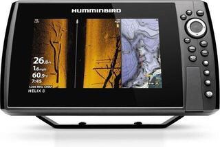 Humminbird Helix 8 Chirp Mega SI GPS G4N