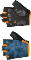 Northwave Juniors Active Gloves Short Fingers Blue/Orange 12