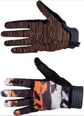 Northwave Air Gloves Full Fingers Black/Orange/White S
