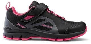 Northwave Womens Escape Evo Shoes Black/Fuchsia 42