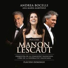 Andrea Bocelli Puccini: Manon Lescaut (2 CD) CD musique