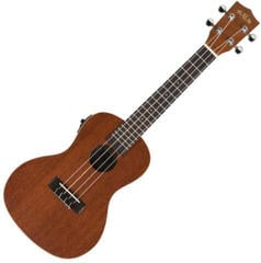 Kala Mahogany Ply Concert Ukulele with EQ with Bag
