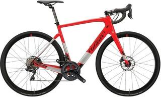 Wilier Cento1 Hybrid Red/Silver/Black Glossy L 2021