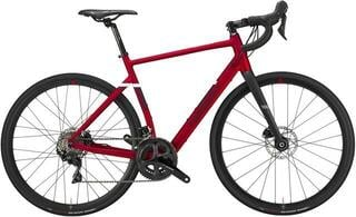 Wilier Triestina Hybrid Red/Black Matt M 2021