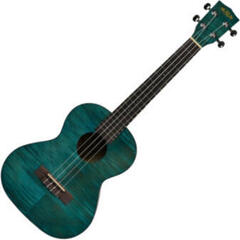 Kala Exotic Mahogany Ply Tenor Ukulele Blue with Bag