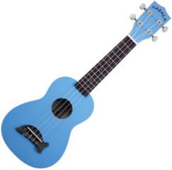 Kala Makala Dolphin Soprano Ukulele Light Blue with Non Woven Bag