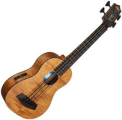 Kala U-Bass Exotic Mahogany Bass Ukulele Natural