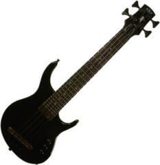 Kala Solid U-Bass Fretted 4 String Black with Gigbag
