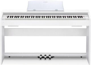 Casio PX 770 White Wood Tone Pianino cyfrowe