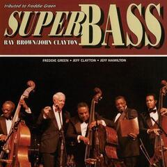 Ray Brown Super Bass (LP)