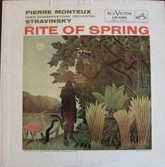 Igor Stravinsky Le Sacre du Printemps (The Rite of Spring) (2 LP)