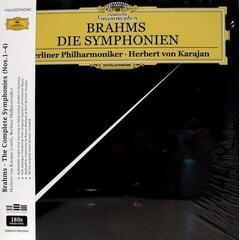 Johannes Brahms Symphonies Nos 1-4 Die Symphonien (4 LP)