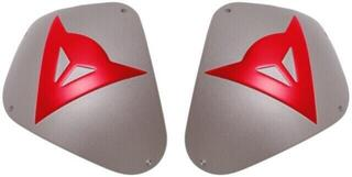 Dainese Kit Shoulder Sport Alum. Aluminum/Red
