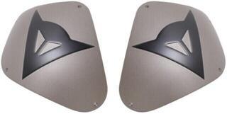 Dainese Kit Shoulder Sport Alum. Aluminum/Black
