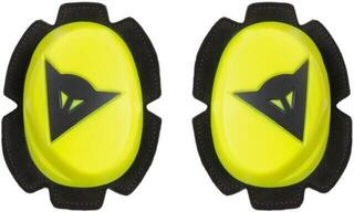 Dainese Pista Knee Slider Fluo Yellow/Black