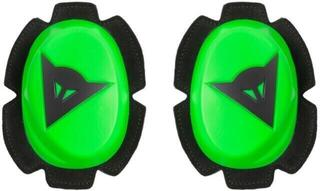 Dainese Pista Knee Slider Fluo Green/Black