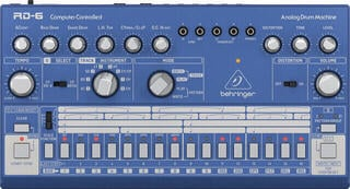 Behringer RD 6 Blue