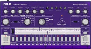Behringer RD 6 Purple Transparent