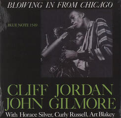Cliff Jordan Blowing In From Chicago (2 LP) 45 RPM