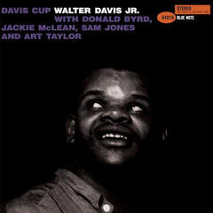 Walter Davis Jr. Davis Cup (45 RPM) (2 LP)