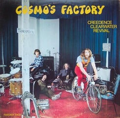 Creedence Clearwater Revival Cosmo's Factory (12'' Vinyl LP)