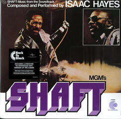 Isaac Hayes Shaft Music From the Soundtrack (2 LP) 180 g
