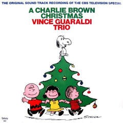 Vince Guaraldi A Charlie Brown Christmas (LP) 180 g