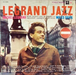 Michel Legrand Legrand Jazz (Vinyl LP)
