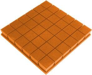 Mega Acoustic PA-PM-KOSTKA7-O-50x50x7 Orange