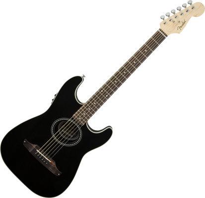 Fender Stratacoustic Black