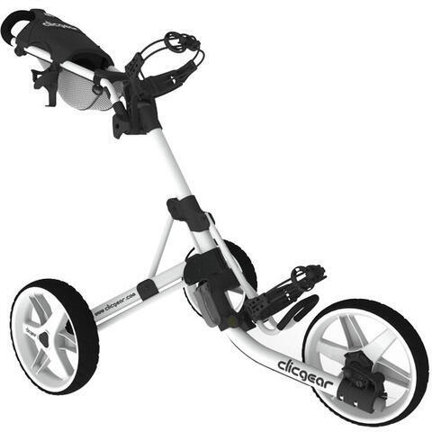Clicgear 3.5+ Arctic/White Golf Trolley