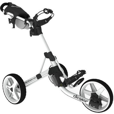 Clicgear 3.5+ Arctic/White Golf Trolley