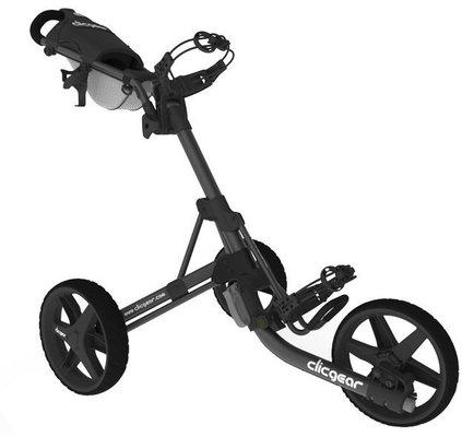 Clicgear 3.5+ Charcoal/Black Golf Trolley