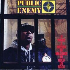 Public Enemy It Takes A Nation Of Millions (Vinyl LP)