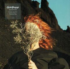 Goldfrapp Silver Eye (Vinyl LP)
