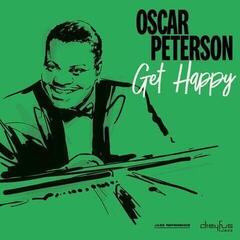 Oscar Peterson Get Happy (LP) Compilation