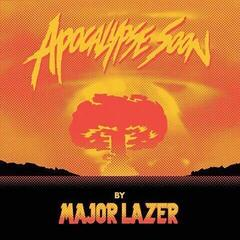 Major Lazer Apocalypse Soon (EP + CD)